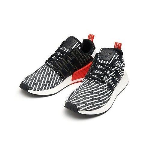 adidas Originals Mens NMD R2 Primeknit Casual Shoes BB2951 | eBay